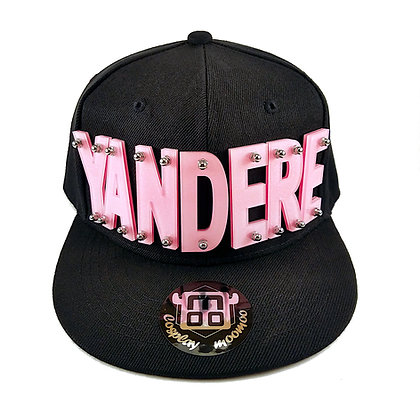 YANDERE hat