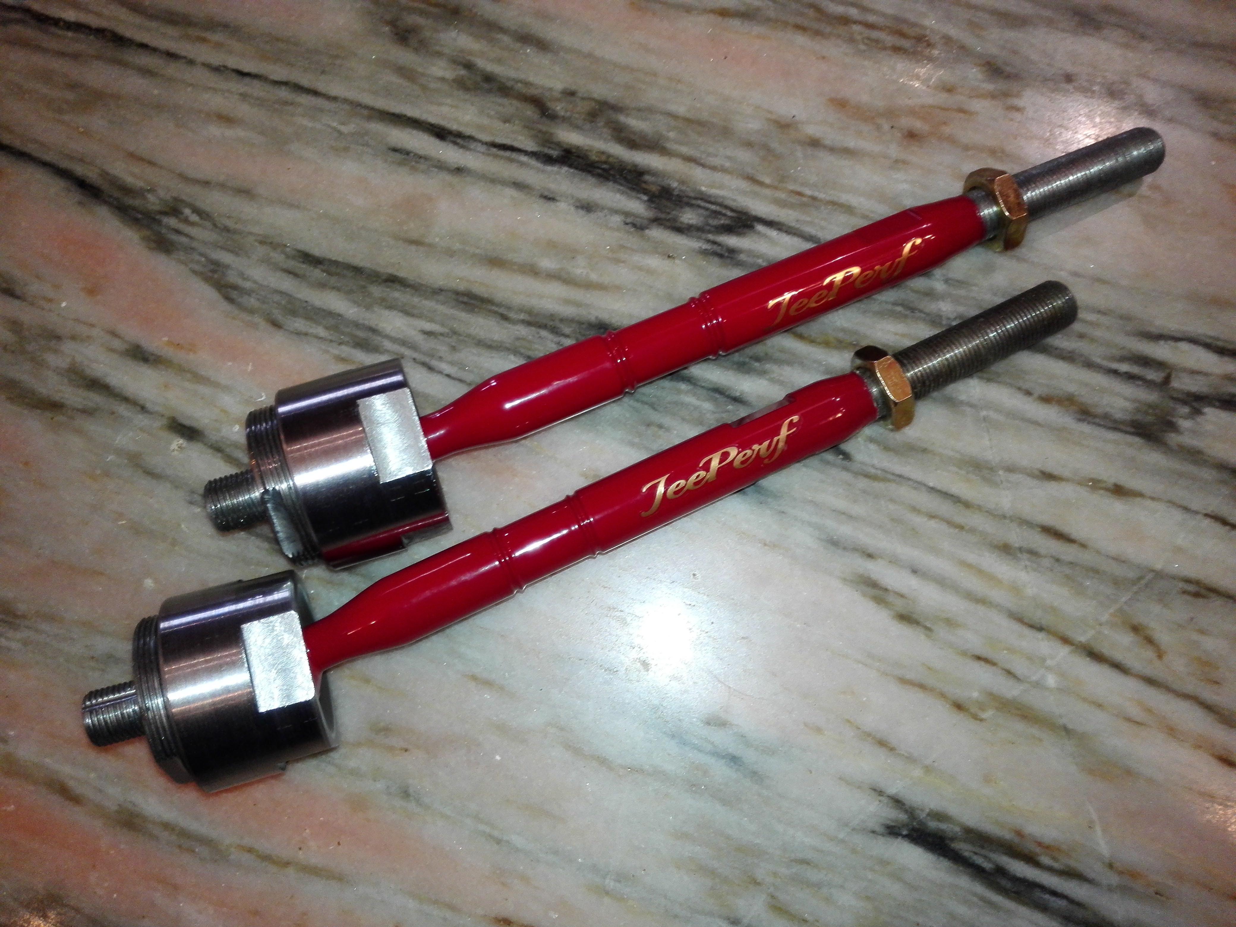 Chromoly Inner Tie Rods