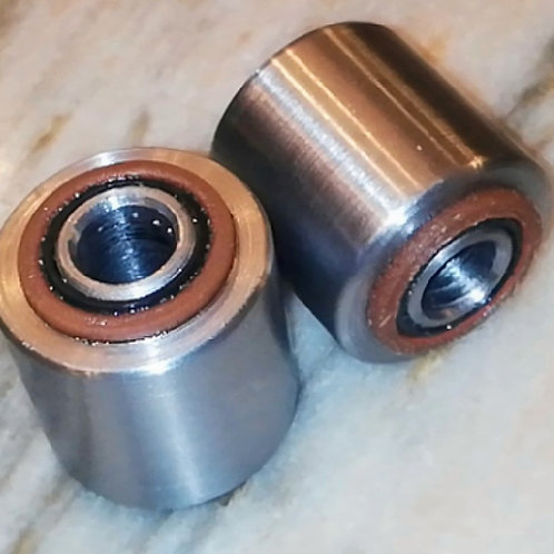 Maserati Shock Absorber Bushings (2) M57214