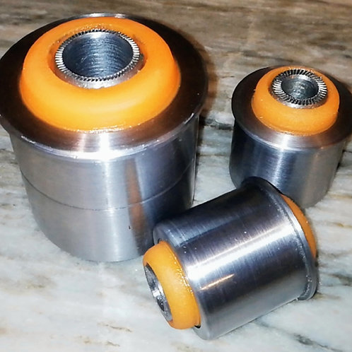 Hummer H2 Front Differential Bushings Set