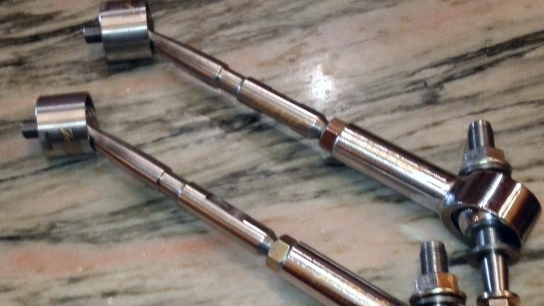 SuperFlex Tie Rods