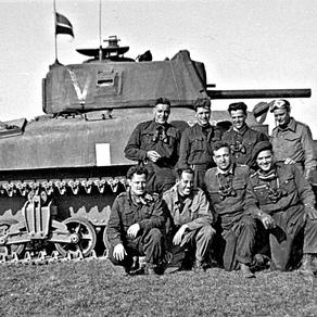England 1943 Part 2