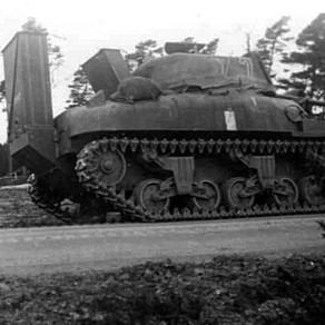 England 1943 Part 5