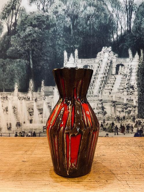 Vase chiné