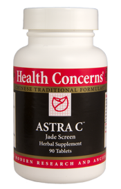 Healing Bird Acupuncture Blog Post - Astra C herbal supplement recommendation by Doctor Heather Bird Auburn CA
