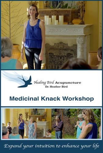 Dr. Healing Bird of Healing Bird Acupuncture Medicinal Knack Workshop