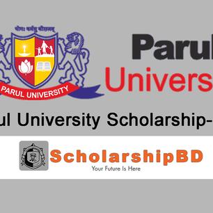 Parul University Scholarship-2020
