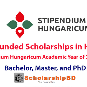 The Stipendium Hungaricum Scholarship Programme for 2021-2022
