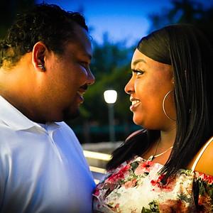 Eddie & Tonishia Engagement