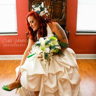 Peacock Bride