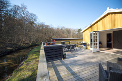 60 m2 stor terrasse