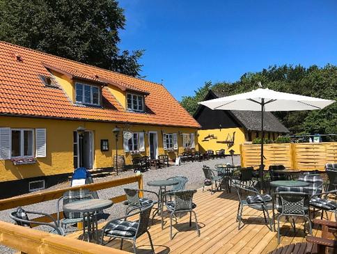 Cafeen på Skovly