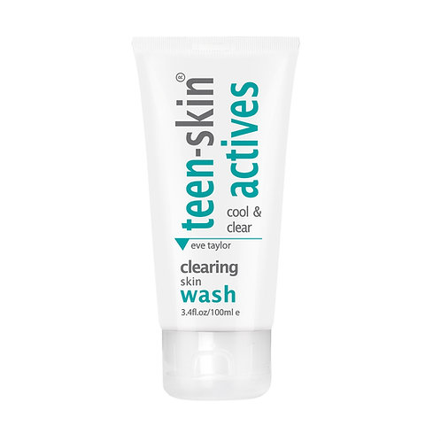 Teen Skin Actives Clearing Skin Wash 100ml
