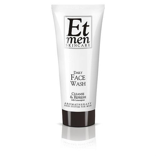 Eve Taylor Mens Face Wash 100ml
