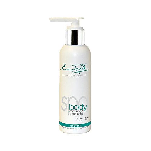 Eve Taylor Uplifting Bath & Massage Oil 120ml