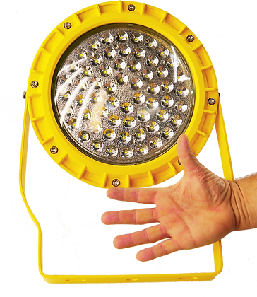 PROJECTEUR LED ATEX 200W 220 V - LR-ATEX-BAT95G-200