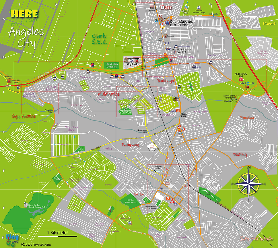 Here-Angeles City map 2020.png