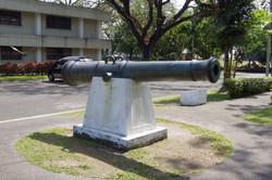 Clark Museum Cannon