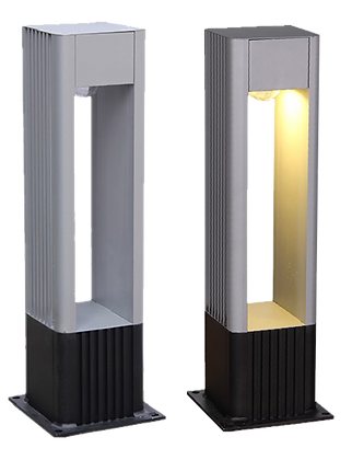 Borne lumineuse LED 10W LR-ASHBROOKWB-10-6000