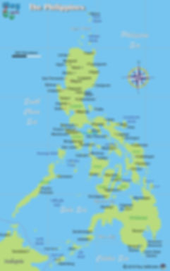 Here - Way2Go Map of th Philippines
