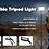 PROJECTEUR LED MOBILE SUR TRÉPIED 108 WATTS SECTEUR | LORALED