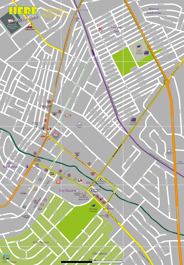 Here - Downtown Angeles Map 2021.png