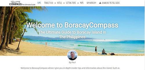 Boracay Compass