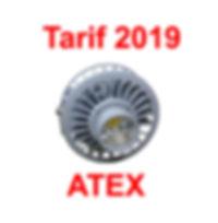 tarif projecteur atex