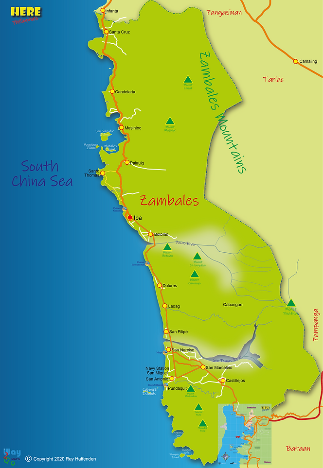 Here-Philippine map of Zambales.png