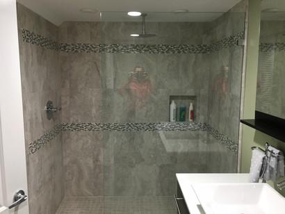 Resdiential Bathroom