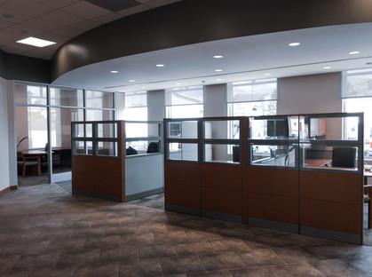 Financial Institution Interior