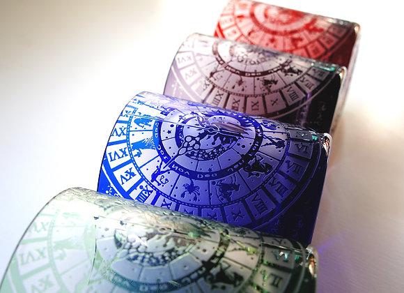 【B品】クロノスグラス気泡Ver4色