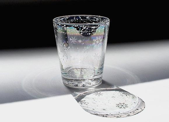 彩雪華グラス(パール)