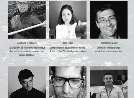 Les speakers  un monde sans plastique acte 1 du 19 Septembre 2019