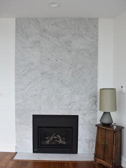 Bianco Carrara Textured Marble