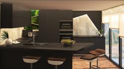 Conceptual Design fo Kitchen