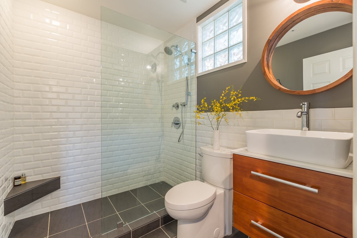 Bathroom Renovation, Vancouver