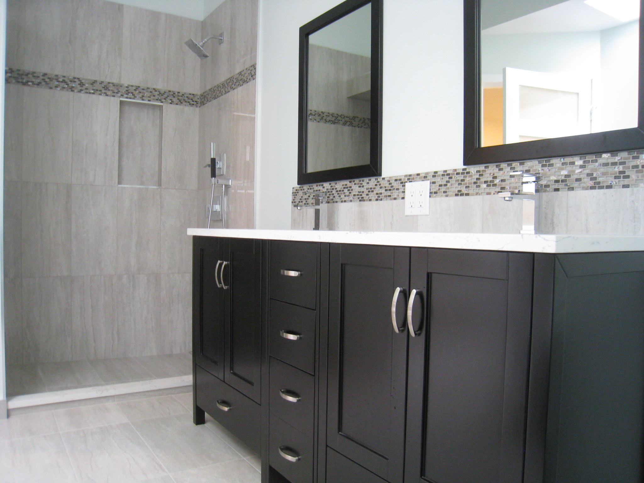 Bathroom Renovation, North Vancouver