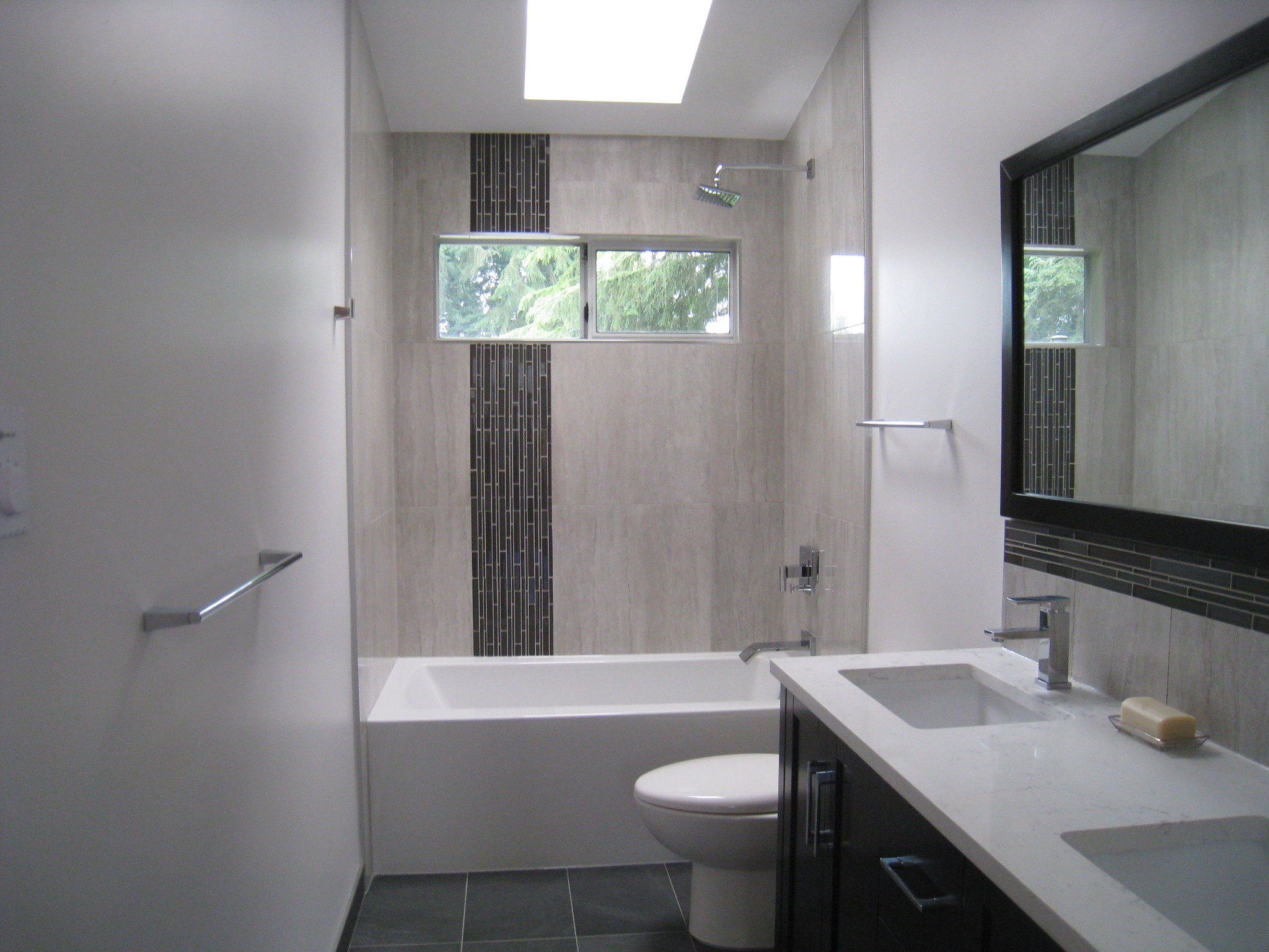 Guest Bathroom Remodel, North Vancouver