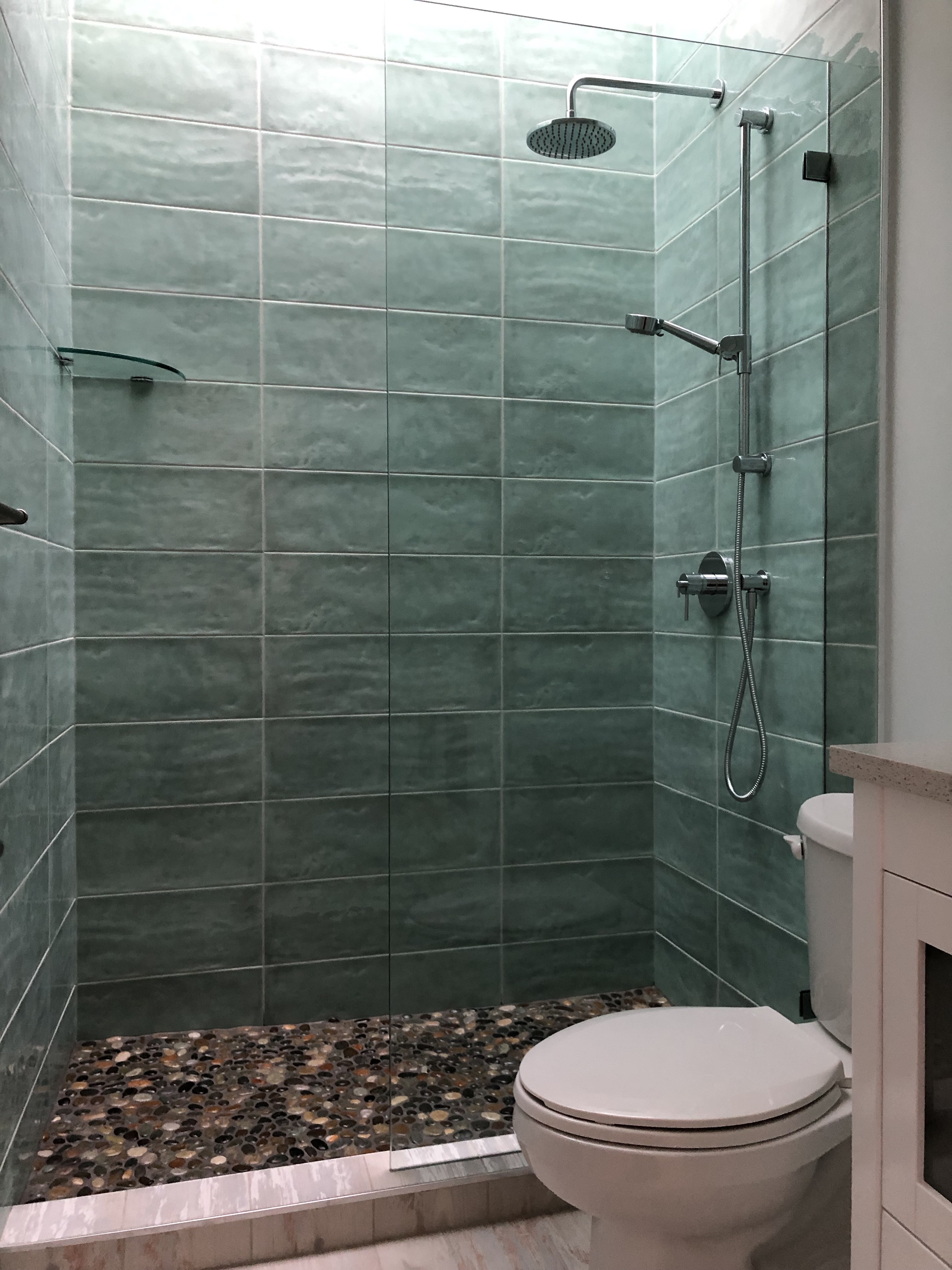 Beach House Shower