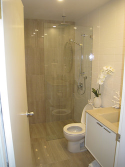 Bathroom Remodel in West End, Vancouver