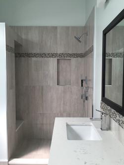 complete Bathroom Rebuild, North Vancouver