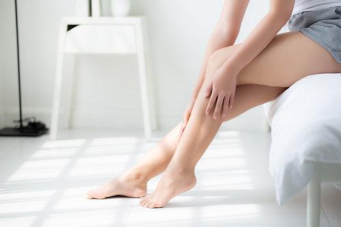 Tratamiento para Piernas Cansadas y Edematosas