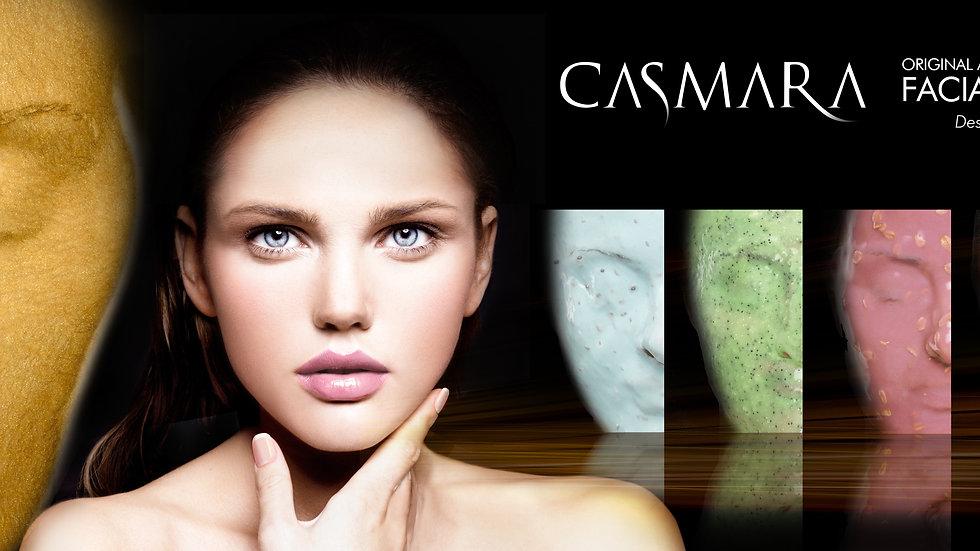 Dos limpiezas con máscara Casmara