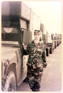 I lead convoy 2 Bosnia w flt surgeon_edi