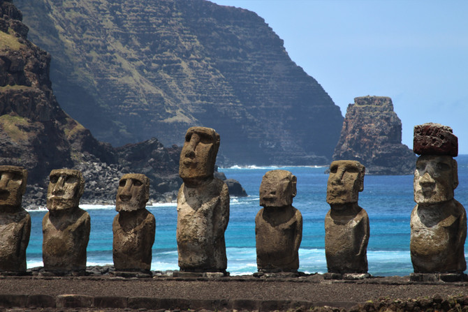 Experiencing Easter Island