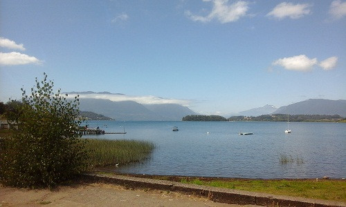 Panguipulli, Chile