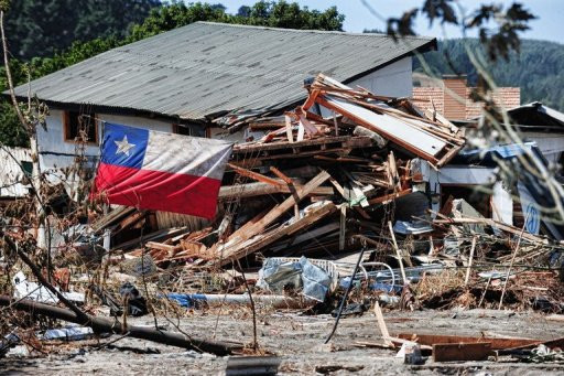 Earthquakes in Chile: The National Response to Natural Disaster
