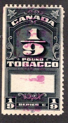 Ryan RN30 -Brandom M547 - Series C, 1/9th lb. tobacco,used, black