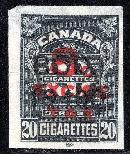 Ryan RC770 - Brandom C602 - Series C, 8c on 20 cigarettes, used, 1943